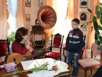 Творческий вечер в Музее И.А.Бунина, 13 мая 2015, Елец