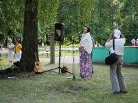 Бальмонтовский костер, 13 июня 2015, Шуя