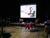 Творческий вечер 9.04.13