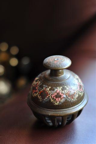 Буддийский колокол, Индия