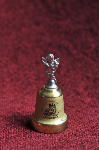 колокольчик с ангелочком, Смоленск