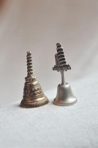 Два колокольчика из Пизы, Италия