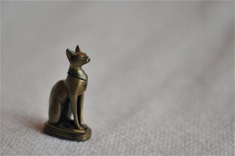 Богиня-кошка, Египет