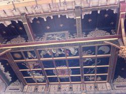 потолок сцены