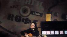 Концерт в Арт-салоне «Книги и кофе», 4 декабря 2015г., Санкт-Петербург, Гагаринская, 20