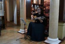 Концерт в Музее В.О.Ключевского, 31 октября 2015, Пенза