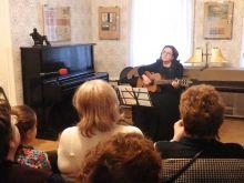 Концерт в Доме-музее В.В.Вересаева, 21 ноября 2015