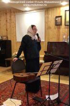 Концерт в День защитников Отечества, 23 февраля 2017г., Малая Дубна