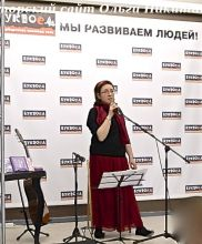 "Презентация ""Круг За Кругом"" в ""Буквоеде"", Санкт-Петербург, Площадь Восстания, 17 апреля 2014г."